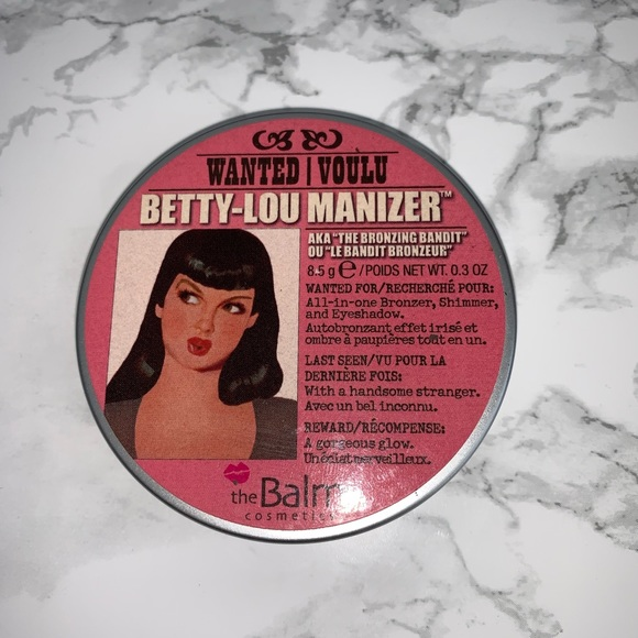 theBalm Other - THE BALM BETTY LOU-MANIZER HIGHLIGHTER